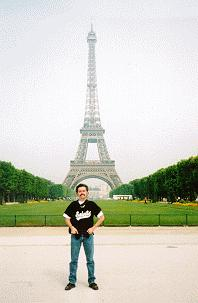 Webmaster in Paris