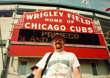 Webmaster at the Friendly Confines
