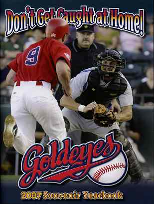 Winnipeg Goldeyes program